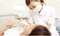 歯と口の健康診断のイメージ